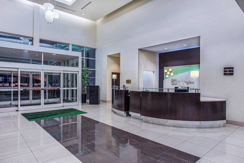 Holiday Inn Louisville Airport - Fair/Expo-Front Desk <br/>Image from Leonardo