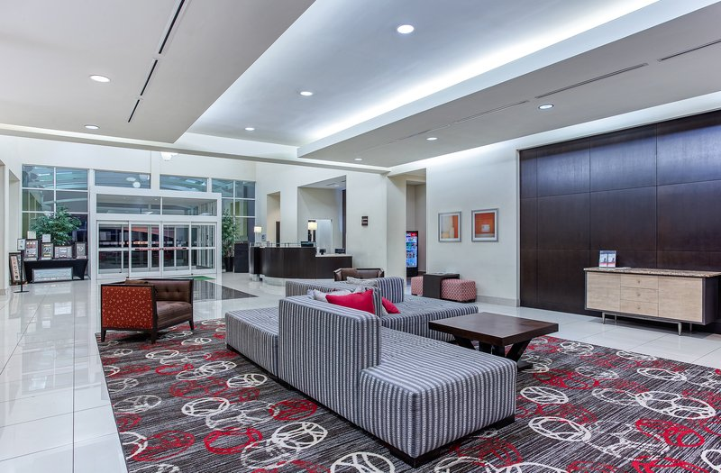 Holiday Inn Louisville Airport - Fair/Expo-Hotel Lobby <br/>Image from Leonardo