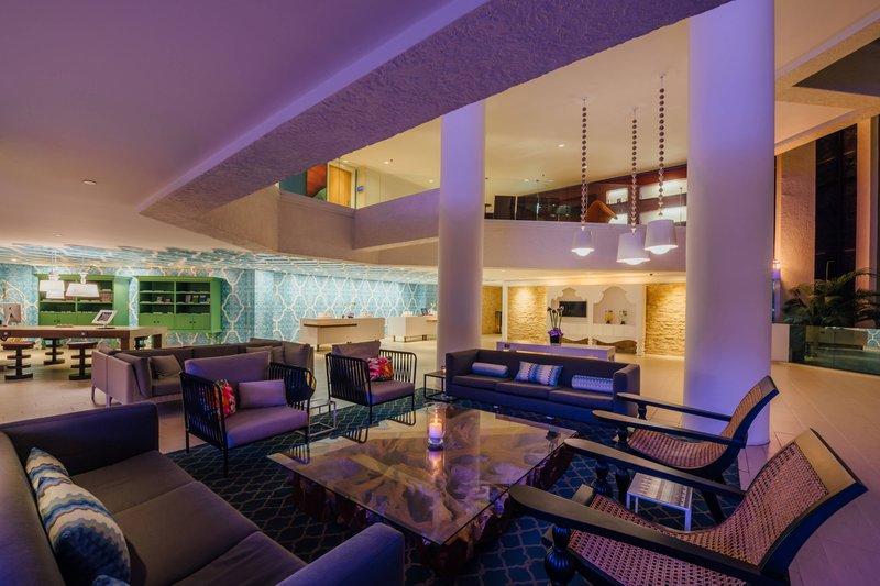 Renaissance Aruba Resort & Casino - Lobby <br/>Image from Leonardo