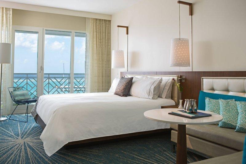 Renaissance Aruba Resort & Casino - Marina Hotel - King Guest Room - Ocean View <br/>Image from Leonardo