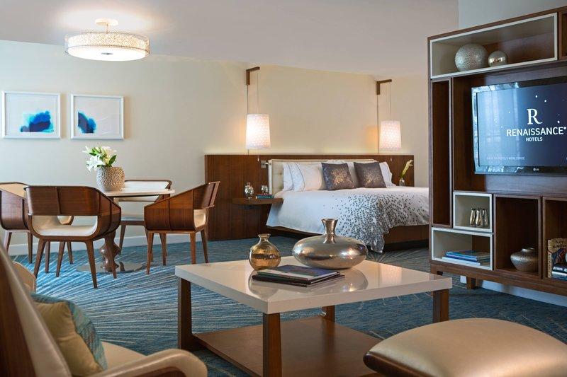 Renaissance Aruba Resort & Casino - Marina Hotel - Ambassador Suite <br/>Image from Leonardo