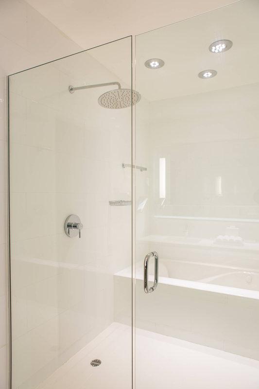 Renaissance Aruba Resort & Casino - Marina Hotel - Ambassador Suite Bathroom Shower <br/>Image from Leonardo