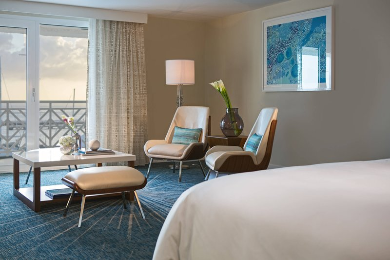 Renaissance Aruba Resort & Casino - Marina Hotel - Executive Suite <br/>Image from Leonardo