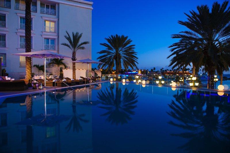 Renaissance Aruba Resort & Casino - Marina Hotel - Outdoor Pool <br/>Image from Leonardo