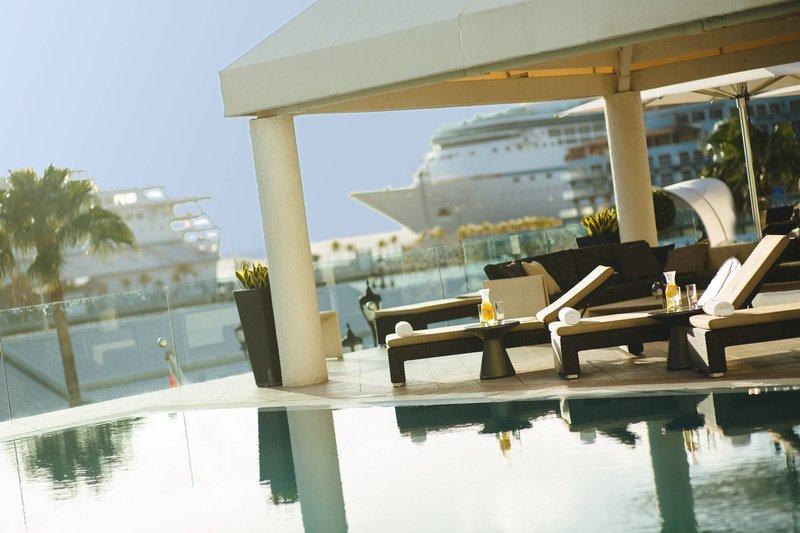 Renaissance Aruba Resort & Casino - Marina Outdoor Pool & Pool Deck <br/>Image from Leonardo