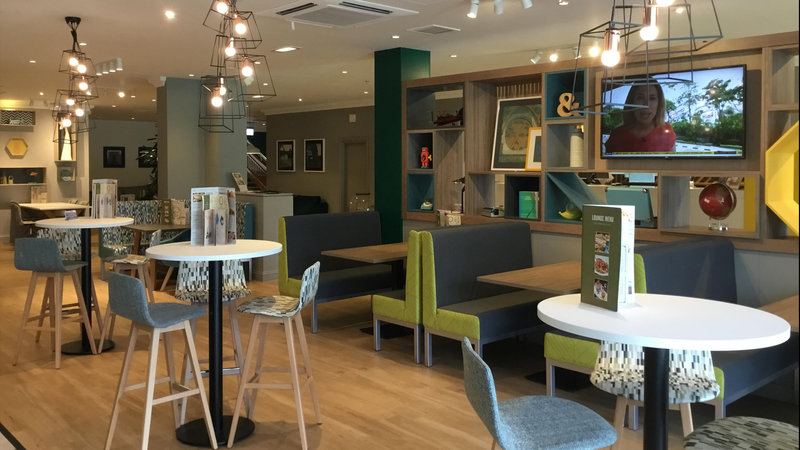 Holiday Inn Rugby-Northampton M1, Jct.18-Bar, Lounge <br/>Image from Leonardo