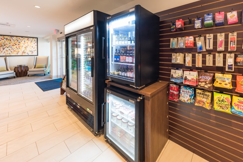 Holiday Inn Express Charleston US Hwy 17 & I-526-Select your favoriate snack or beverage<br/>Image from Leonardo