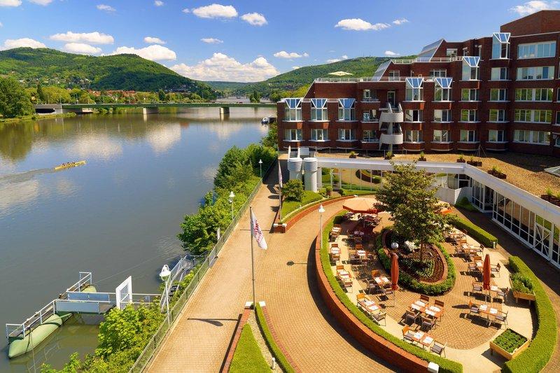 Marriott Heidelberg-Exterior<br/>Image from Leonardo