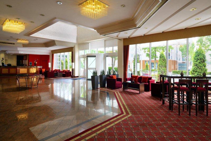 Marriott Heidelberg-Lobby<br/>Image from Leonardo