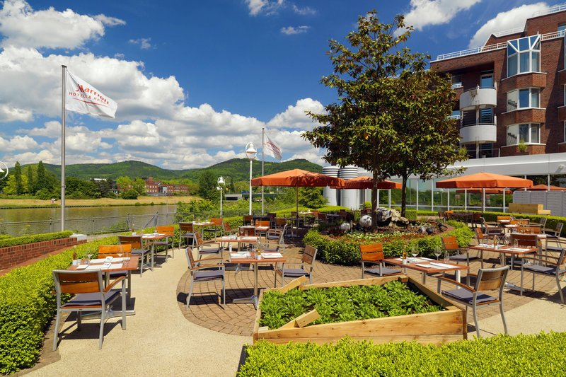Marriott Heidelberg-Outdoor Terrace<br/>Image from Leonardo