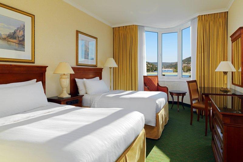 Marriott Heidelberg-Twin/Twin  Waterview Guest Room<br/>Image from Leonardo