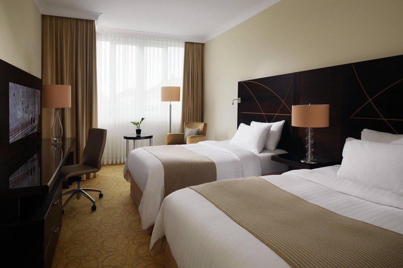 Marriott Heidelberg-Executive Twin Guest Room<br/>Image from Leonardo