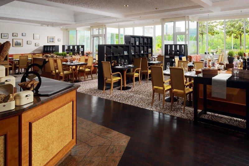 Marriott Heidelberg-Grill 16 Steakhouse - Dining Area<br/>Image from Leonardo