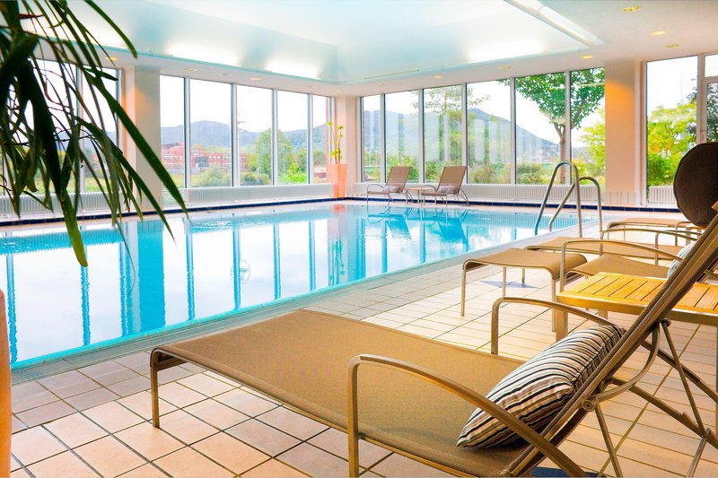 Marriott Heidelberg-Indoor Pool<br/>Image from Leonardo