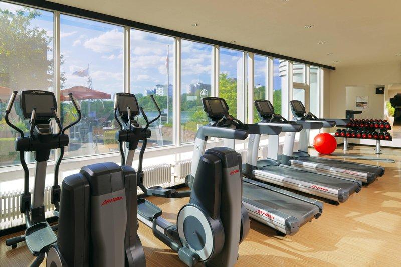Marriott Heidelberg-Fitness Center<br/>Image from Leonardo