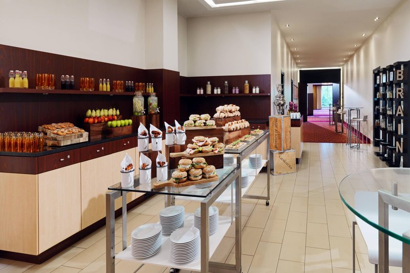 Marriott Heidelberg-Pre-Function Area - Coffee Break<br/>Image from Leonardo