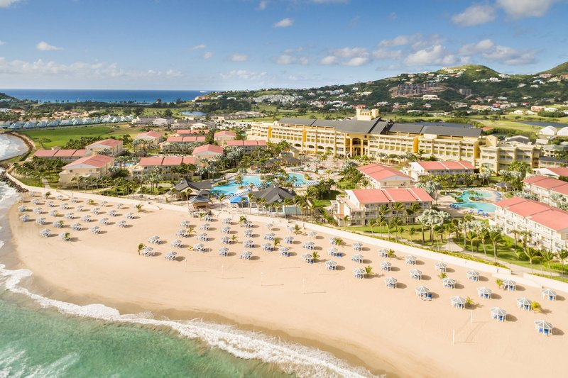 St. Kitts Marriott Resort-Aerial Exterior<br/>Image from Leonardo