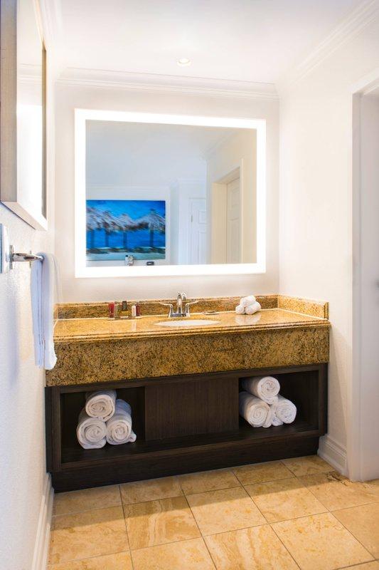 St. Kitts Marriott Resort-Guest Bathroom<br/>Image from Leonardo