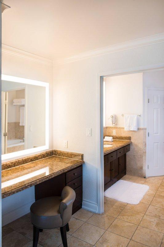St. Kitts Marriott Resort-Suite Bathroom<br/>Image from Leonardo