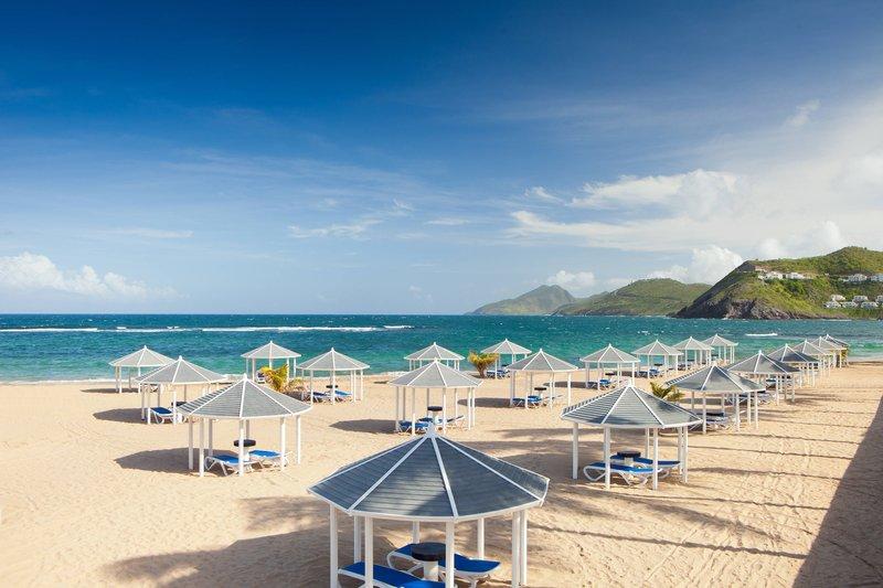 St. Kitts Marriott Resort-Beach Cabanas<br/>Image from Leonardo