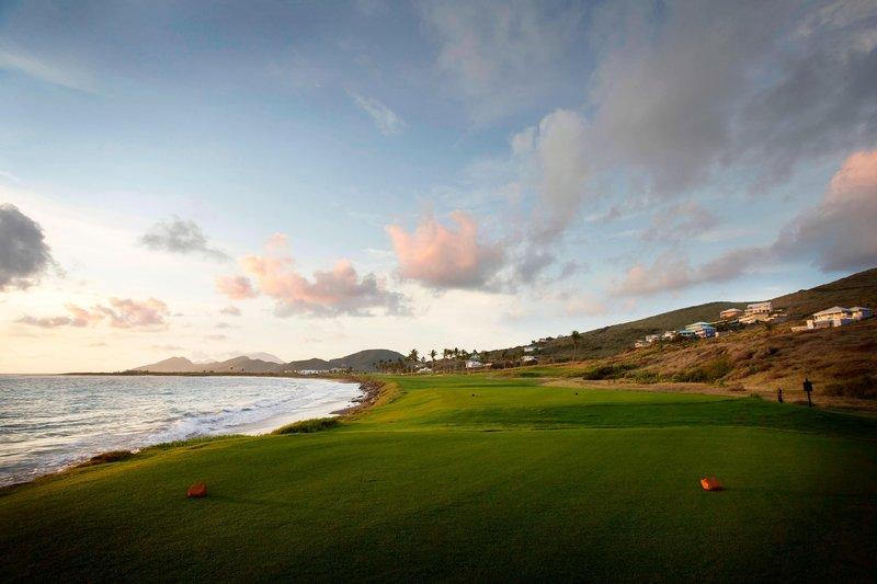 St. Kitts Marriott Resort-Royal St Kitts Golf Course<br/>Image from Leonardo