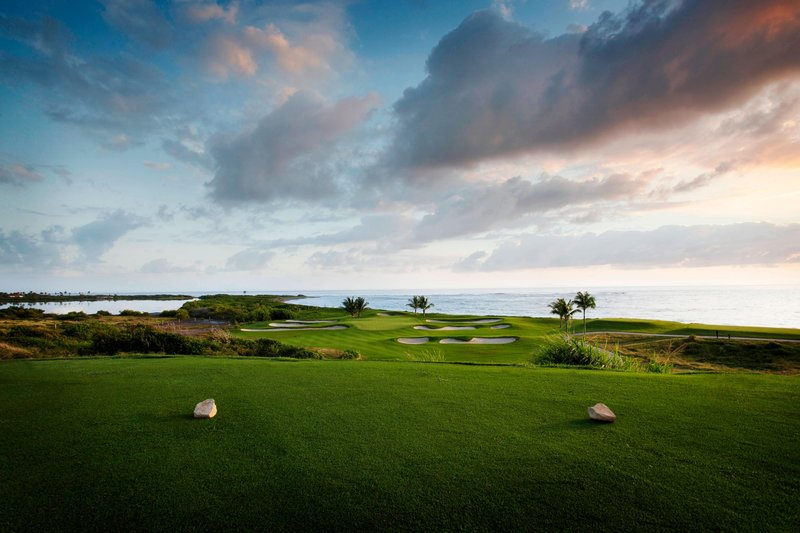St. Kitts Marriott Resort-Royal St. Kitts Golf Course<br/>Image from Leonardo