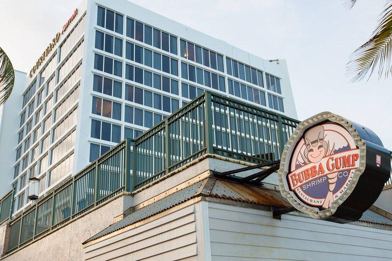 Courtyard by Marriott Fort Lauderdale Beach-Bubba Gump Shrimp Company<br/>Image from Leonardo
