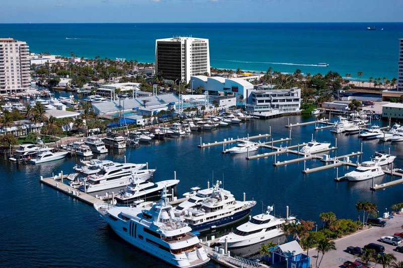Courtyard by Marriott Fort Lauderdale Beach-Marina View<br/>Image from Leonardo