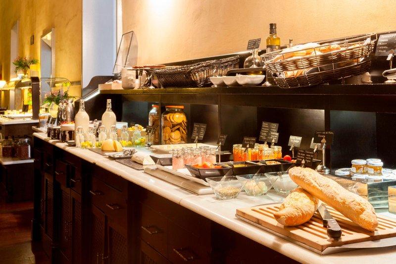 Autograph Collection Hotel Palacio De Santa Paula-Breakfast Buffet<br/>Image from Leonardo