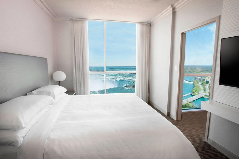 Marriott Niagara Falls on the Falls-Two-Bedroom Fallview Suite<br/>Image from Leonardo