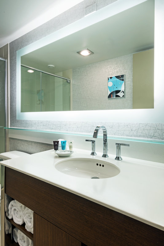 Crowne Plaza Seattle-Downtown-Guest Bathroom Aromic cleansing bar and calming face and body balm<br/>Image from Leonardo