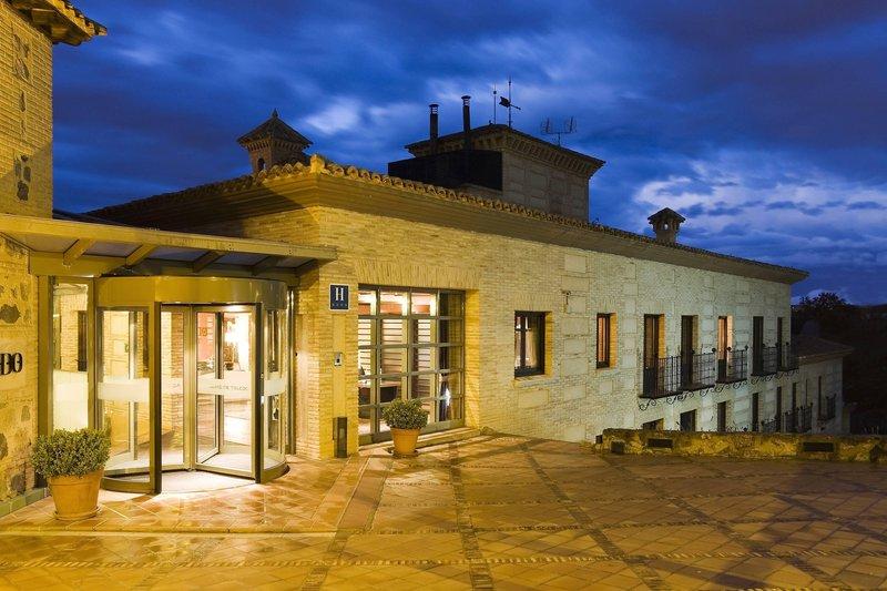 AC Hotel Ciudad de Toledo-Exterior<br/>Image from Leonardo