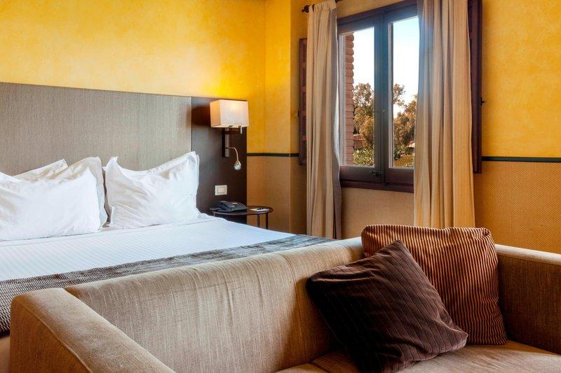 AC Hotel Ciudad de Toledo-King Guest Room<br/>Image from Leonardo