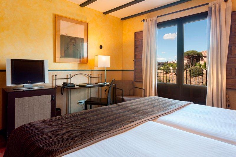 AC Hotel Ciudad de Toledo-Superior Guest Room<br/>Image from Leonardo