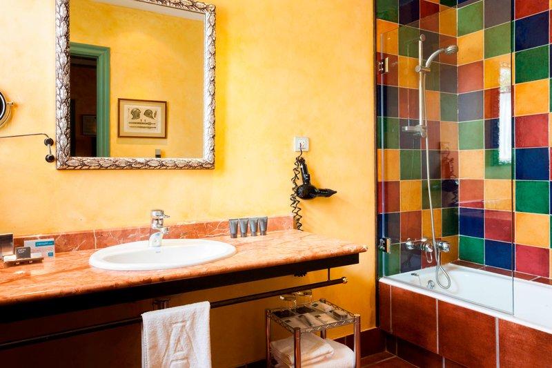 AC Hotel Ciudad de Toledo-Guest Bathroom<br/>Image from Leonardo