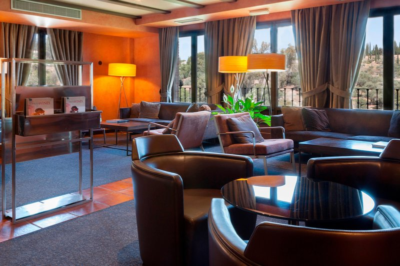 AC Hotel Ciudad de Toledo-AC Lounge<br/>Image from Leonardo