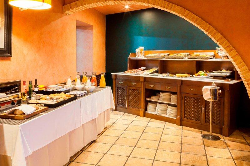 AC Hotel Ciudad de Toledo-Breakfast Buffet<br/>Image from Leonardo