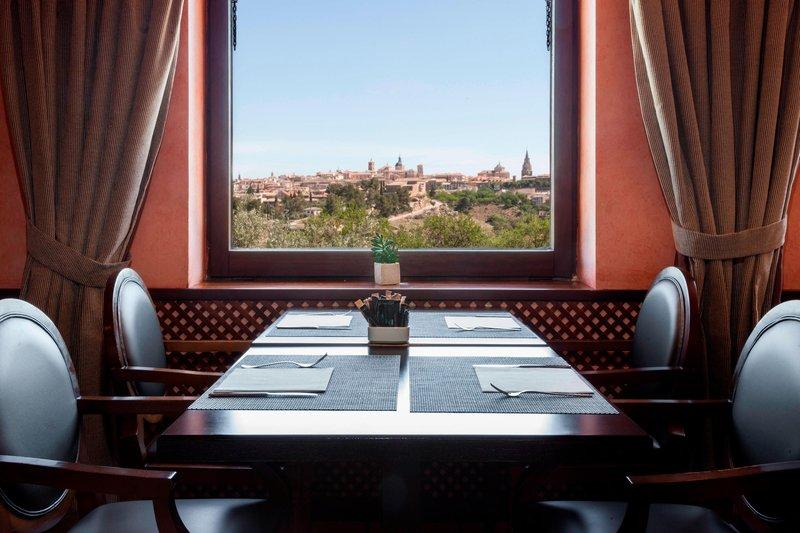 AC Hotel Ciudad de Toledo-Breakfast Room - Toledo Views<br/>Image from Leonardo