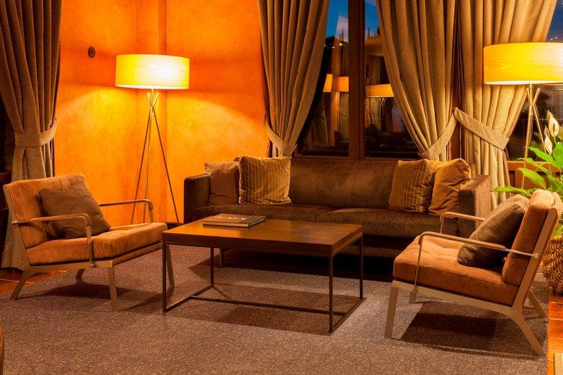 AC Hotel Ciudad de Toledo-AC Bar - Seating Area<br/>Image from Leonardo