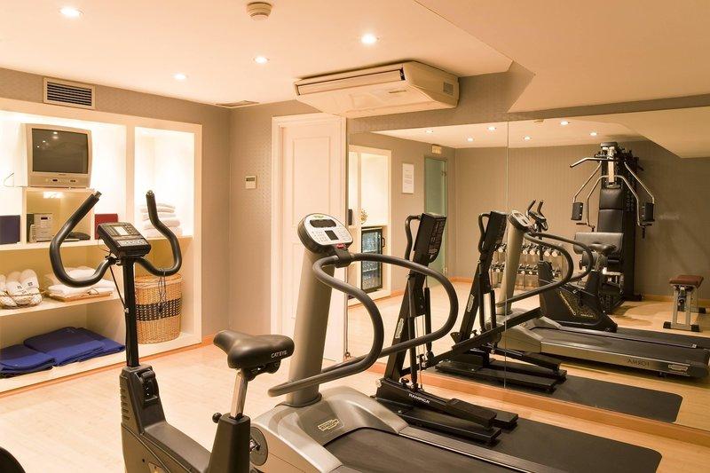 AC Hotel Ciudad de Toledo-Fitness Centre<br/>Image from Leonardo