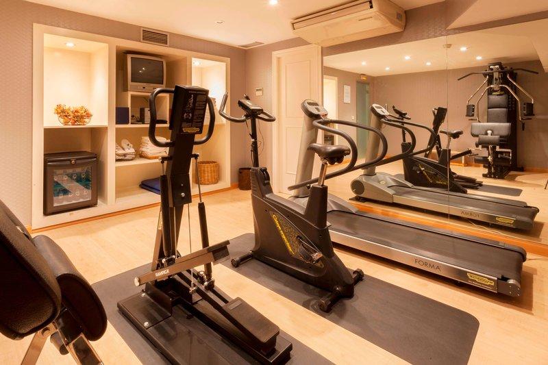 AC Hotel Ciudad de Toledo-Fitness Room<br/>Image from Leonardo