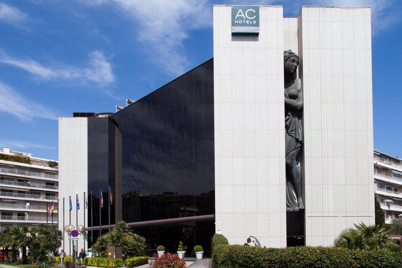 AC Hotel Nice-Exterior<br/>Image from Leonardo