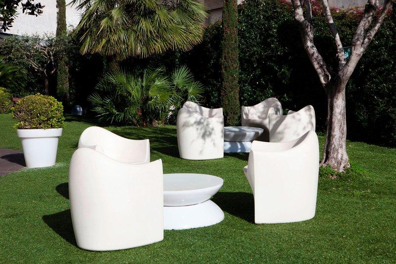 AC Hotel Nice-Outdoor Garden<br/>Image from Leonardo