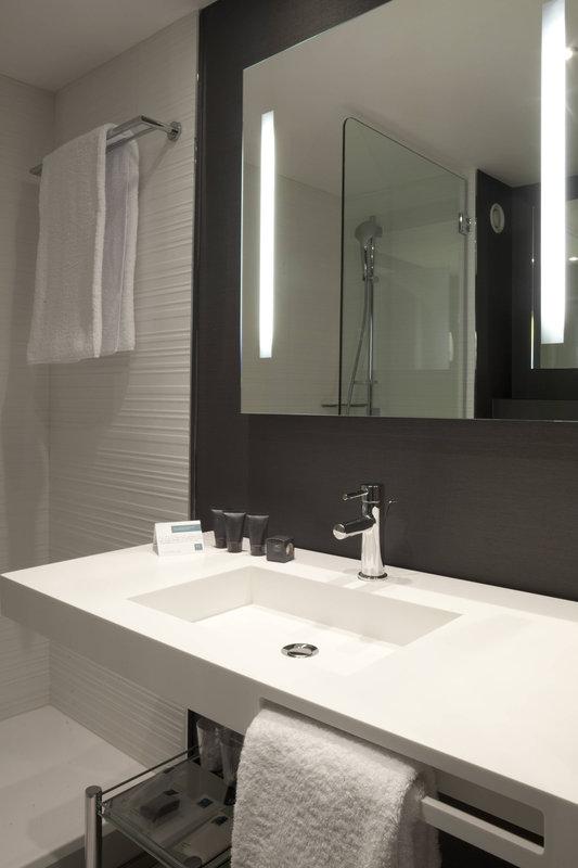 AC Hotel Nice-Guest Bathroom Vanity<br/>Image from Leonardo