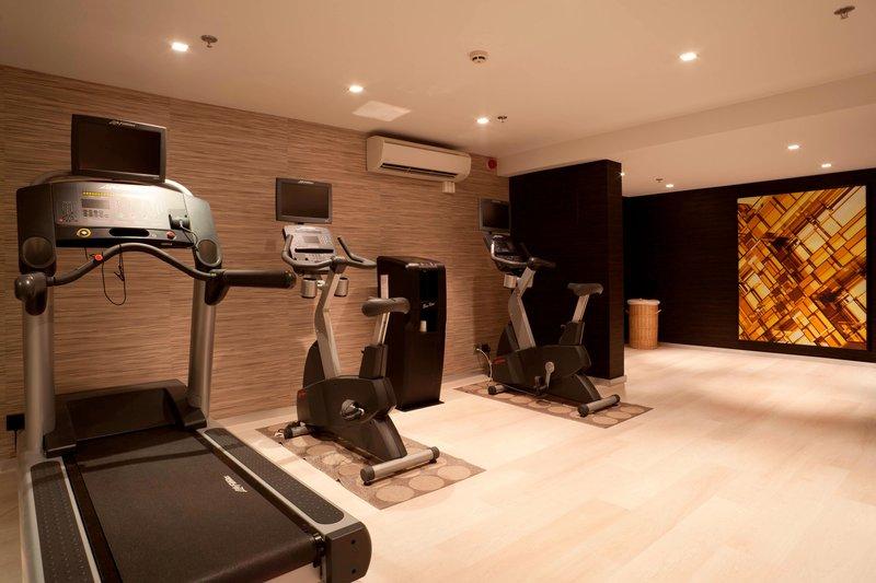 AC Hotel Nice-Fitness Center<br/>Image from Leonardo