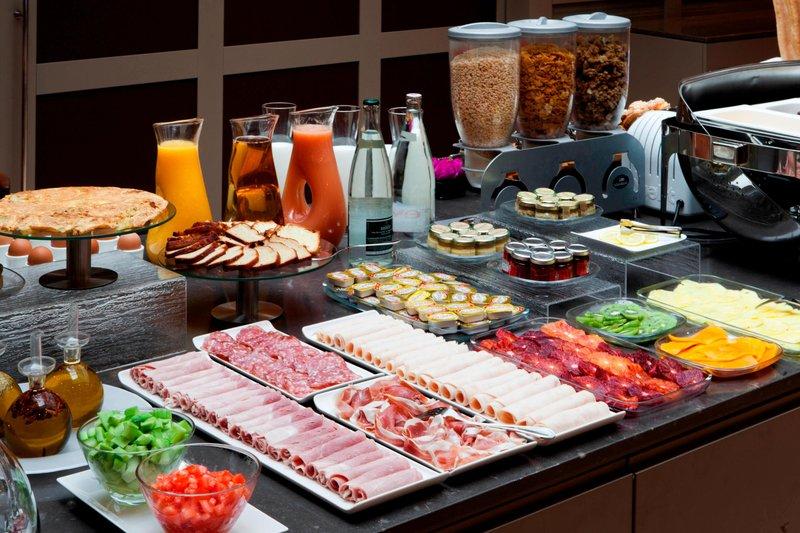AC Hotel Nice-Breakfast Room - Buffet<br/>Image from Leonardo