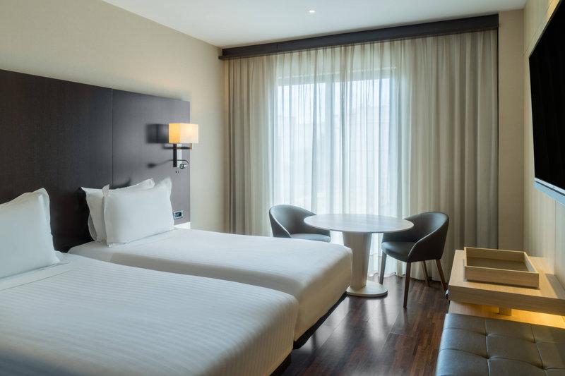 AC Hotel Ciutat de Palma-Twin/Twin Guest Room<br/>Image from Leonardo