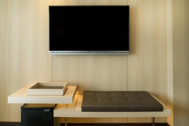 AC Hotel Ciutat de Palma-Guest Room - In-Room Amenities<br/>Image from Leonardo