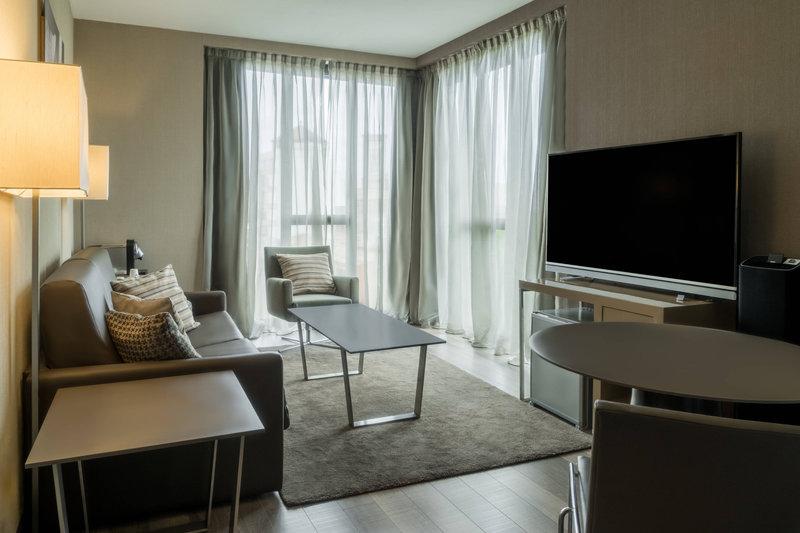 AC Hotel Ciutat de Palma-King Suite - Living Area<br/>Image from Leonardo