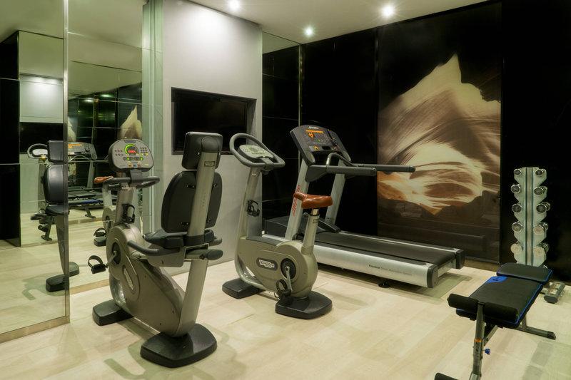 AC Hotel Ciutat de Palma-Fitness Room<br/>Image from Leonardo